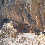 Ferrata Formenton Tofana Inside 12 descent