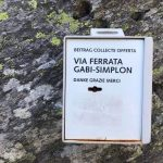 Ferrata Gabi Simplon 7 offers box
