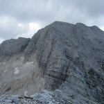 Ferrata Grasselli Canin 10 ridge for canin