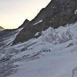 Ferrata Grna Paradiso 13 ghiacciaio lavaciau