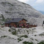Innerkofler Ferrata De Luca Paterno Pian de Cengia Hut