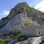 Ferrata Julia Canin 2 barracks ruins