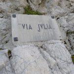 Ferrata Julia Canin 5 start sign