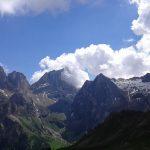 Ferrata Kajserjager panorama 1