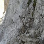 Kajserjager via ferrata 2