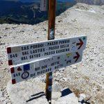 Ferrata Mesules Signs Plateau MEsules