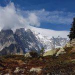 Ferrata Mont Chetif 2 panorama