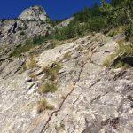 Ferrata Mont Chetif 4