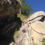 Ferrata Mont Chetif 5