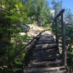 Ferrata Mont Chetif 6