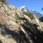 Ferrata Mont Chetif 7