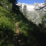 Ferrata Mont Chetif 8