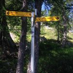 Ferrata Mont Chetif 9