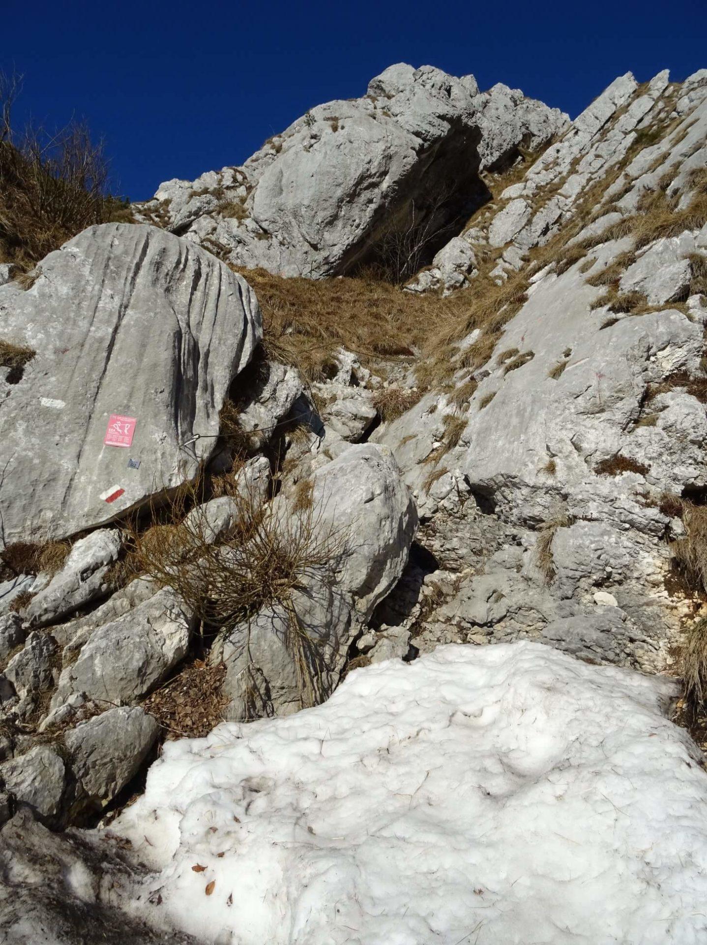 Ferrata Monte Amariana 3