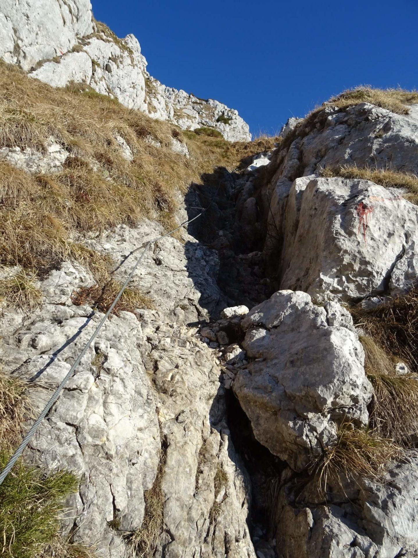 Ferrata Monte Amariana 4