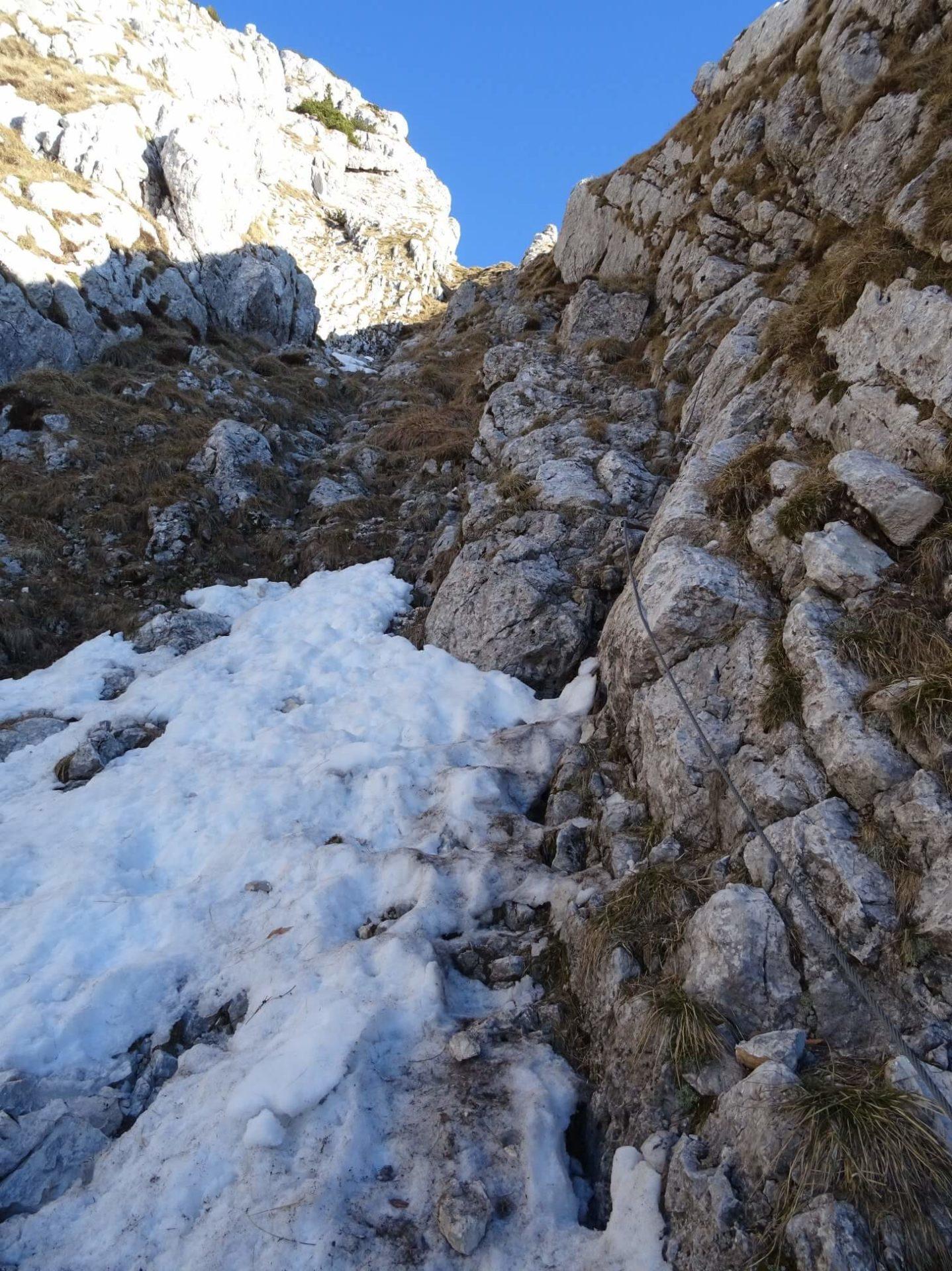 Ferrata Monte Amariana 5