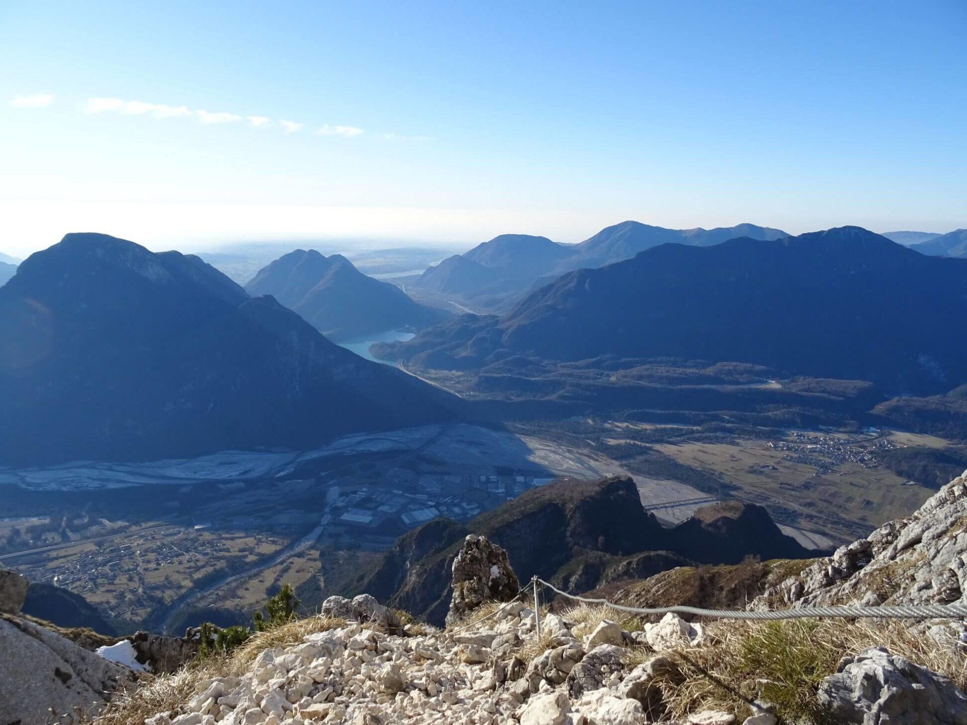 Ferrata Monte Amariana 6