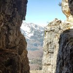 Ferrata Monte Cornetto 2