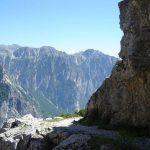 Ferrata Monte Cornetto 6