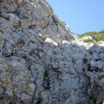 Ferrata Monte Cornetto 7