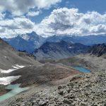 Ferrata Monte Emilius 18 descent