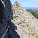 Ferrata Monte Galera 3