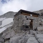 Ferrata Monte Nero Presanella 16 bivacco orobica