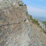 Salsomaggiore Ferrata Monte Nero crosswise