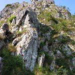 Ferrata Monte Ocone 7+