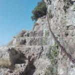 Ferrata Monte Procinto 9