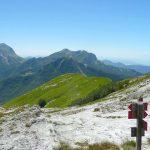 Ferrata Monte Sumbra Passo Fiocca 1