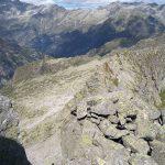 Ferrata Montevecchio 10 ridge