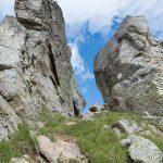 Ferrata Montevecchio 20 hill valley