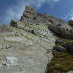 Ferrata Montevecchio 24 verso colle valle