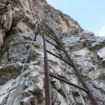 Ferrata Mormol 32 scale