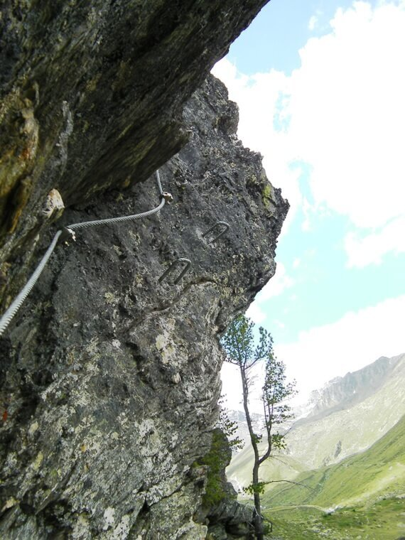 Ferrata-Murmule-marmot-12-third-section