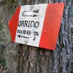 Ferrata ORrido Chianocco 8 cartelli