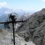 Ferrata Ombretta Croce