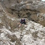 Ferrata Paolin Piccolin 9 Canalone