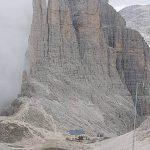 Ferrata Passo Santner Rifugio Alberto