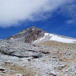 Ferrata Piazzetta climb to the piz boe 2