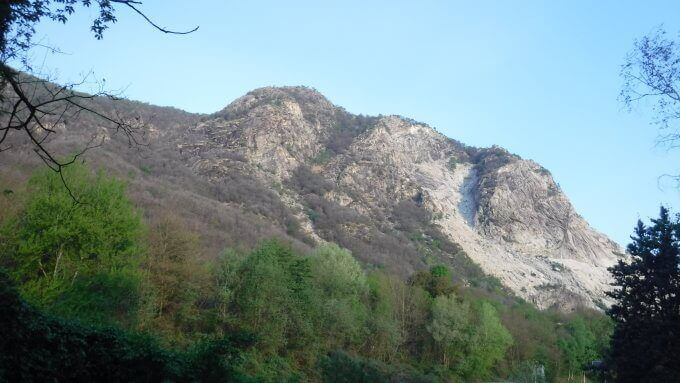 Ferrata Picasass 1 Monte Camoscio