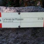 Ferrata Picasass 16