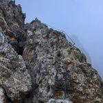 Ferrata Piccolo Cir 9 ridge