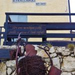 Ferrata Pojesi 28 hut fraccaroli