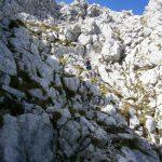 Ferrata Ponza Grande 22 free descent