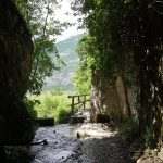 Rio Sallagoni Ferrata Castel Drena 10