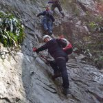 Ferrata Rio Sallagoni Castel Drena 2