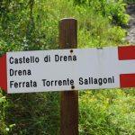 Rio Sallagoni Ferrata Castel Drena 5