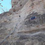 Ferrata Rocca Badolo 1 7